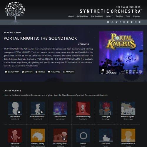 syntheticorchestra.com